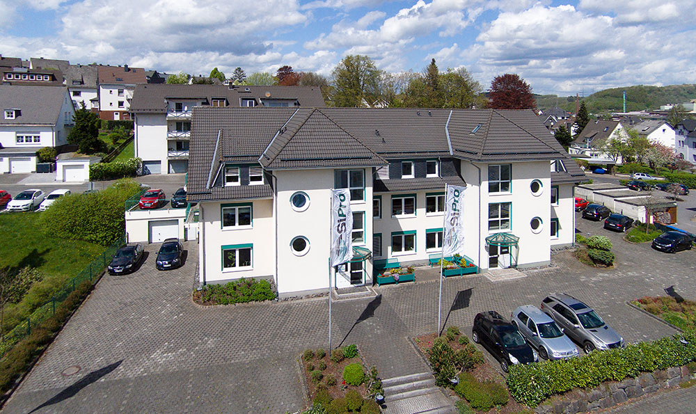 SiPro Firmensitz in Siegen